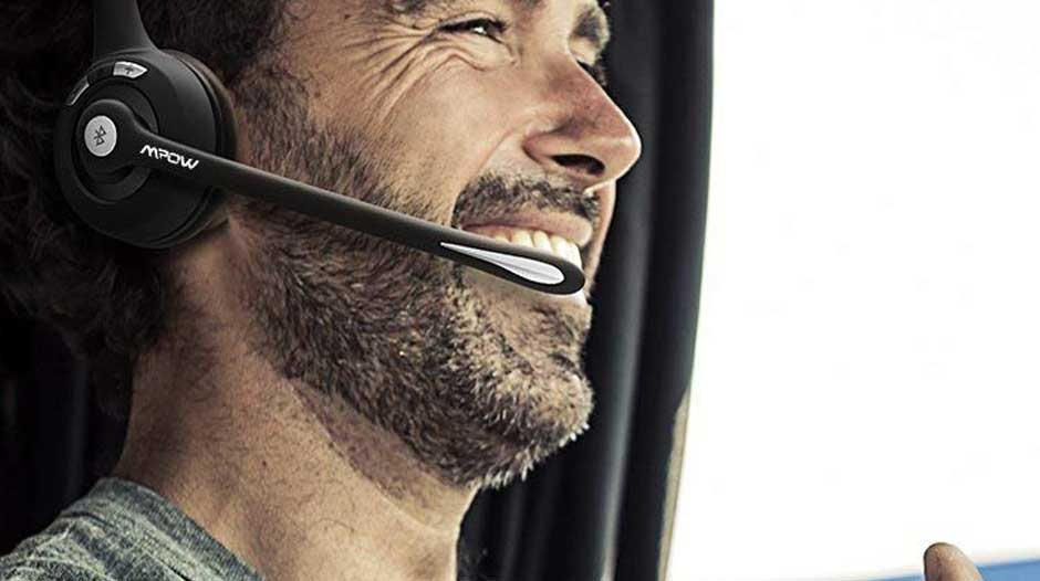 Best Bluetooth Headset For Truck Drivers In 2020 Truck Of Mine